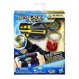 BeyBlade Burst Evolution - Digital Control Top FAFNIR F3