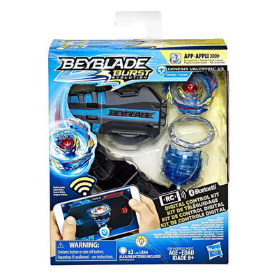 BeyBlade Burst Evolution - Digital Control Top GENESIS VALTRYEK V3 - on clearance