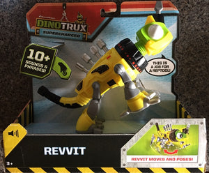 DINOTRUX - Revvit with 10+ sounds & Phrases