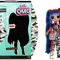 L.O.L LOL Surprise - OMG 2.8 - Downtown B.B fashion doll with 20+ surprises