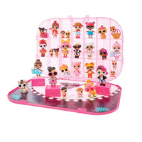 L.O.L LOL Surprise - Fashion Show On - The - Go Storage / Playset with bonus DOLL - HOT Pink