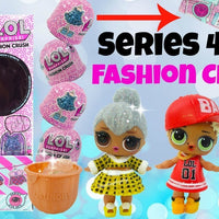 LOL Surprise Dolls - FASHION CRUSH - FULL BOX of 44