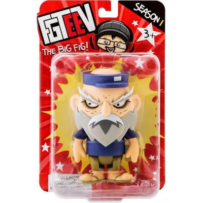 FGTEEV - Postal Jenkins Action Figure Season 1 - 15cm Tall