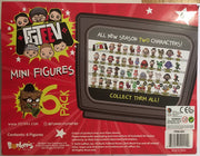 "FGTEEV - 2.5 "" Figure 6 pack MINI FIGURES Season 2"