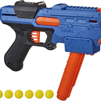 Nerf Rival - Finisher XX-700 Blaster - Quick Load Magazine , Spring action with 7 rounds