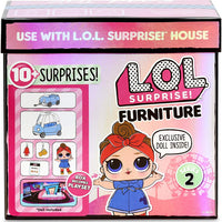 L.O.L LOL Surprise - Furniture series 2 - CAN DO BABY & 10+ surprises