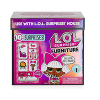 L.O.L LOL Surprise - Furniture COMPLETE SET OF 4