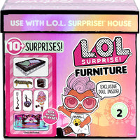 L.O.L LOL Surprise - Furniture series 2 - GRUNGE GRRRL & 10+ surprises