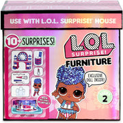 L.O.L LOL Surprise - Furniture series 2 - INDEPENDENT QUEEN & 10+ surprises