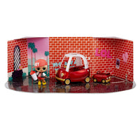 L.O.L LOL Surprise - Furniture Cozy Coupe with M.C. Swag & 10+ surprises