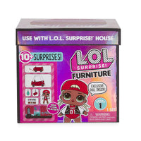 L.O.L LOL Surprise - Furniture CARTON + DISPLAY ( 2 of each Furniture, 8 furniture in TOTAL!)
