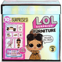 L.O.L LOL Surprise - Furniture series 3 - School Office with Boss Queen & 10+ Surprises