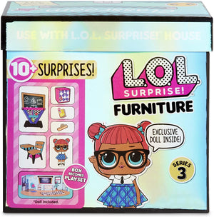 L.O.L LOL Surprise - Furniture series 3 - Classroom with Teacher's Pet & 10+ Surprises