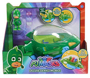 PJ MASKS - GEKKO in his GEKKO - MOBILE with Lights sounds & theme song