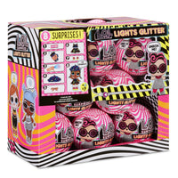 L.O.L LOL Surprise - LIGHTS Glitter Full case/box  of 12 dolls
