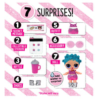 LOL Surprise Dolls ~ GLITTER SERIES ~ FULL BOX OF 18