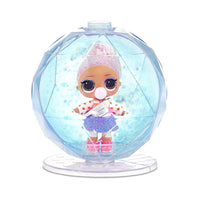 L.O.L LOL Surprise - Glitter Globe Winter Disco series with Glitter Hair - FULL CASE OF 12