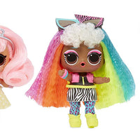LOL Surprise Dolls ~~~ HAIRGOALS series 2 ~~~ Series 5 big sister -  1 doll - on clearance