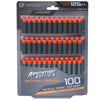 DART ZONE - ADVENTURE FORCE - Tactical Strike 100 Half-Length Pro Dart Refill – Shoots Over 125 FT- ( nerf rival )