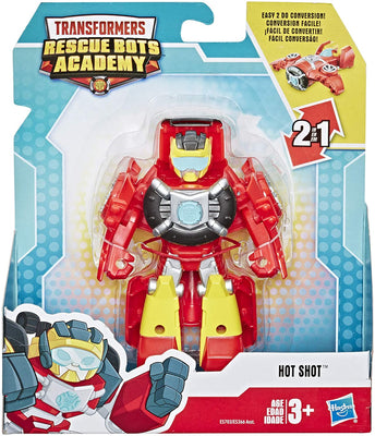 Rescue Bots - PlaySkool Heroes - Hot Shot