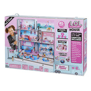 LOL Surprise ~~ DOLL HOUSE ~~~ 85++ surprises 1 meter by 1 meter wooden HOUSE! - PREORDER