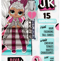 L.O.L LOL Surprise - JK Diva Mini Fashion Doll 15+ surprises