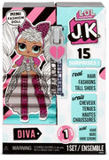 L.O.L LOL Surprise - JK Diva Mini Fashion Doll 15+ surprises - PREORDER