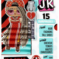 L.O.L LOL Surprise - JK - COMPLETE SET OF 4 (DIVA,SWAG,BEE,NEON)