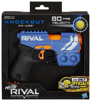 Nerf Rival - Knockout XX-100 Blaster - Team BLUE