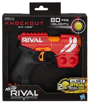 Nerf Rival - Knockout XX-100 Blaster - Team RED