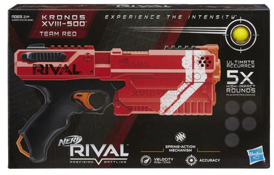 Nerf Rival - Kronos XV111-500 - Limited Edition RED colour