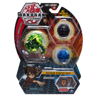 BAKUGAN Battle Planet - MAXOTAUR Starter pack 3 - Pack
