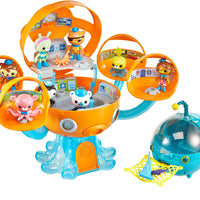 Octonauts - MEGA GIFT PACK with OCTOPOD, GUP A, all 8 Characters
