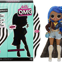 L.O.L LOL Surprise - OMG SERIES 2- COMPLETE set of 4 INDEPENDENT , BUSY B.B. , CANDYLICIOUS , ALT GRRRL