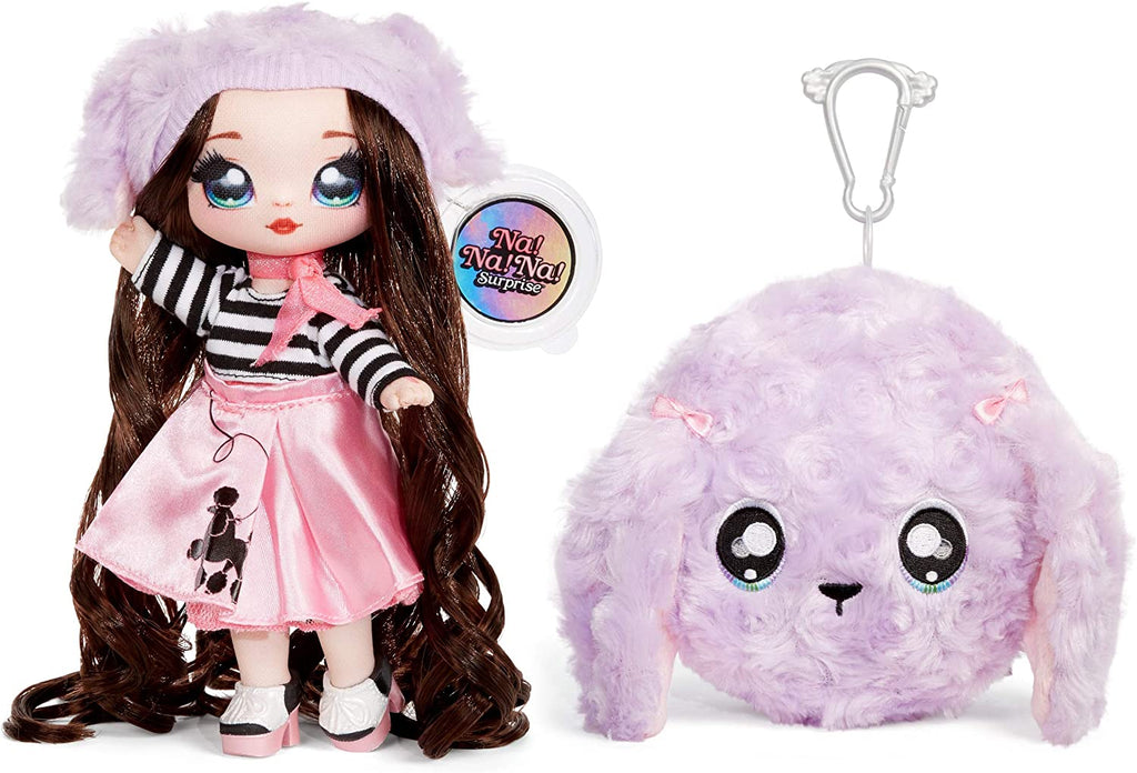 MGA- NA NA NA SURPRISE - SERIES 3 - Fifi Le'Fluff doll (bow tie ) ( lol surprise ) - on clearance