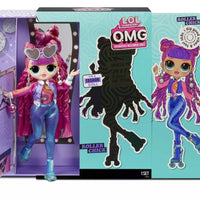 L.O.L LOL Surprise - OMG SERIES 3 - ROLLER CHICK with 20++ Surprise