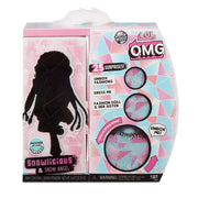 L.O.L LOL Surprise - OMG Winter Disco Snowlicious Fashion Doll & Sister