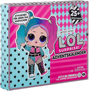 L.O.L LOL Surprise - OOTD Outfit of the day 2020 advent with Limited Edition Doll & 25+ surprises