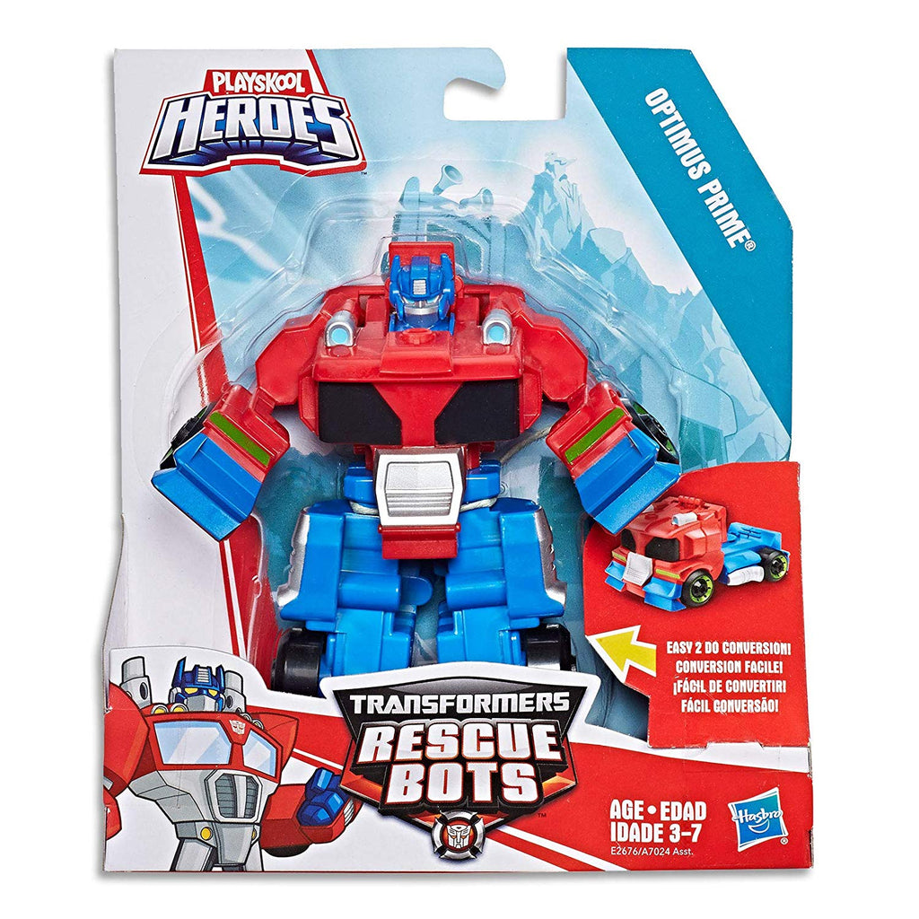 Rescue Bots - Playskool Heroes - Optimus Prime