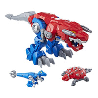 Rescue Bots - OPTIMUS PRIME - Knights Watch - 25 cm tall!!
