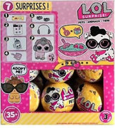 L.O.L LOL Surprise - PETS series 3 ~WAVE 2 ~ FULL BOX OF 18 - on clearance