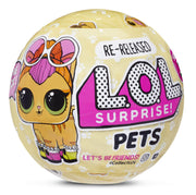 L.O.L LOL Surprise - Pets series 3 RE RELEASE (NO SAND) - 1 doll / pet