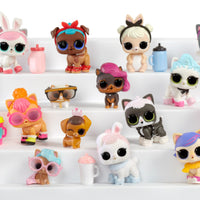 L.O.L LOL Surprise - Pets series 3 RE RELEASE (NO SAND) - 1 doll / pet - on clearance