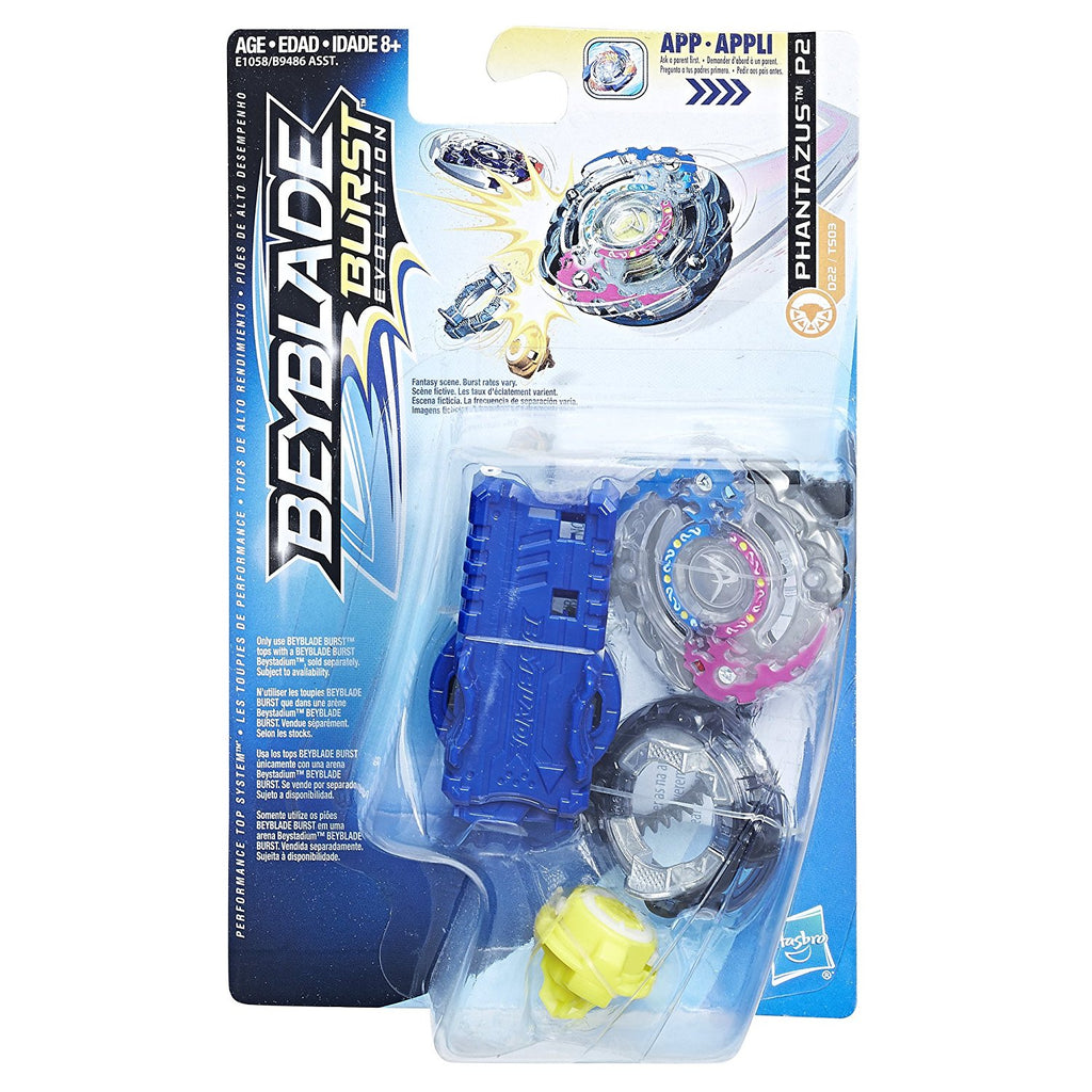 Beyblade Burst Evolution - Phantazus P2