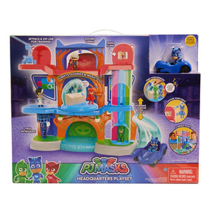 PJ MASKS - DELUXE PLAYSET - Original BIGGEST hard to get PLAYSET
