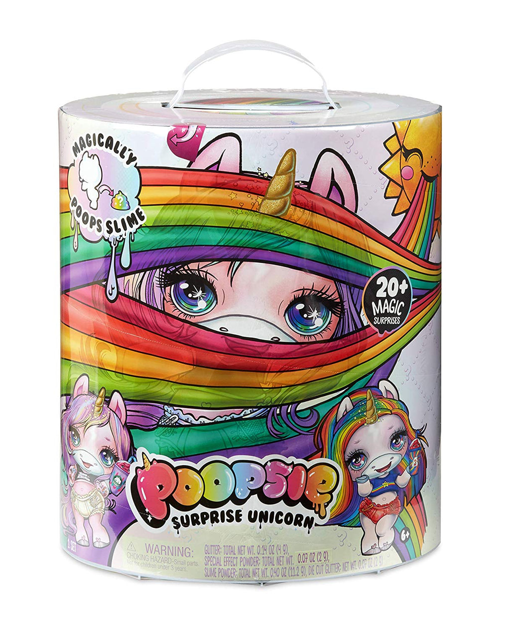 MGA - POOPSIE SLIME SURPRISE UNICORN - PURPLE on clearance