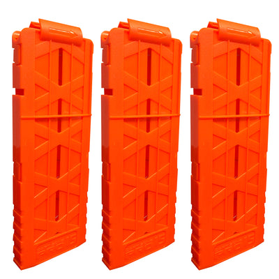 DART ZONE -  Pro Standard length Magazine 3 pack (NO ADAPTER )