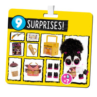 L.O.L LOL Surprise - REMIX - PETS with 9 surprises with Real Hair & Song lyrics 1 doll/pet