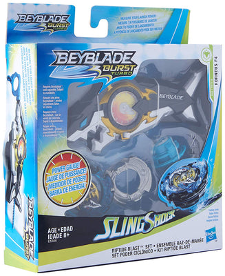 BEYBLADE BURST TURBO - SLINGSHOCK Riptide Blast Battle Set