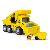 Paw Patrol -  ULTIMATE RESCUE - RUBBLE's CONSTRUCTION TRUCK - MEGA SIZE + Lights and sounds